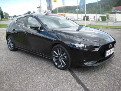 Mazda Mazda 3 Skyactiv-G122 Comfort+ bei Autohaus Krautinger in