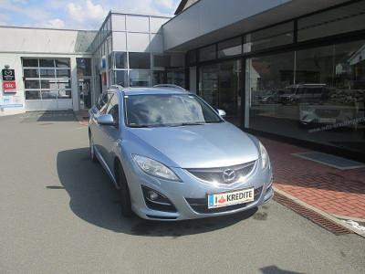 Mazda Mazda 6 Sport Combi CD129 TE Plus bei Autohaus Krautinger in