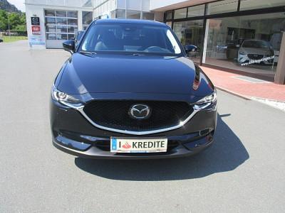 Mazda CX-5 CD184 AWD Homura bei Autohaus Krautinger in