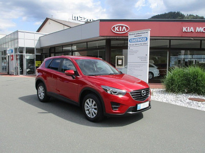 Mazda CX-5 CD150 AWD Attraction bei Autohaus Krautinger in